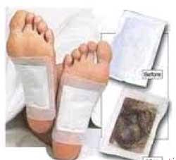 detox foot patch, koyo detox dengan merk sendiri