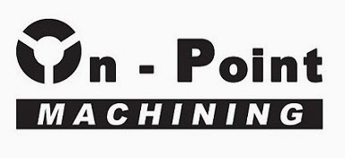 on-point machining logo