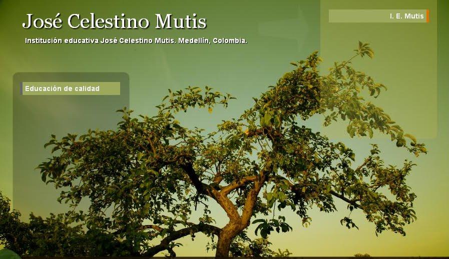 Institución educativa José Celestino Mutis