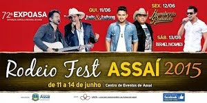RODEIO FEST ASSAI 2015