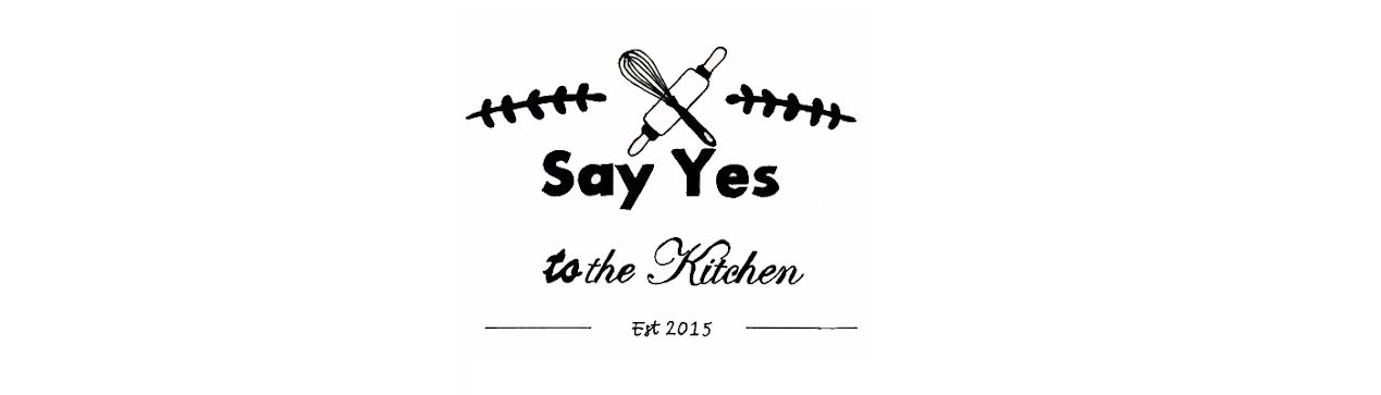 Say Yes to the Kitchen