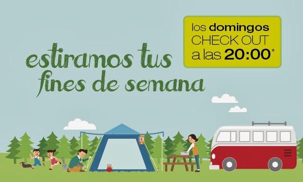 Estiramos tus fines de semana en Camping La Lomilla Granada