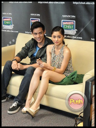 Kim Chiu and Xian Lim Pictures