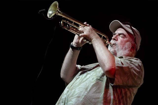 Randy Brecker - Jazz en la Costa - Parque El Majuelo (Almuñécar) - 20/7/2011