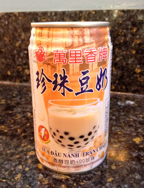 Mong Lee Shang Pearl Soybean Drink with Tapioca Ball