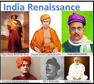 Renaissance leaders of India