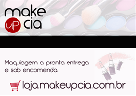 Loja Make Up e Cia