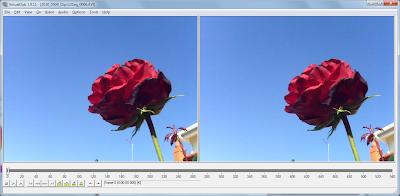 VirtualDub -  interface com video carregado