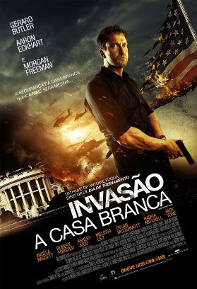 Download Invasão à Casa Branca BDRip Dublado