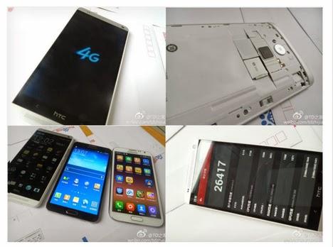 HTC One Max'te Parmak İzi Tarayıcı