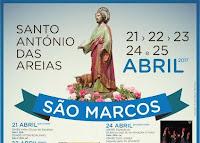 SANTO ANTÓNIO DAS AREIAS: FESTAS DE SÃO MARCOS