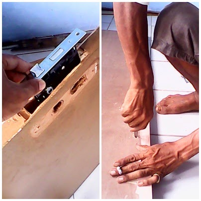 cara membuat serutan kayu manual meat