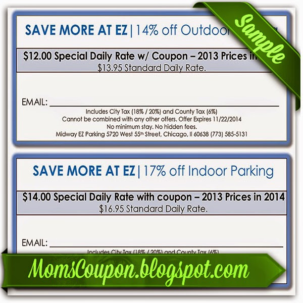 Parking spot coupon code dfw