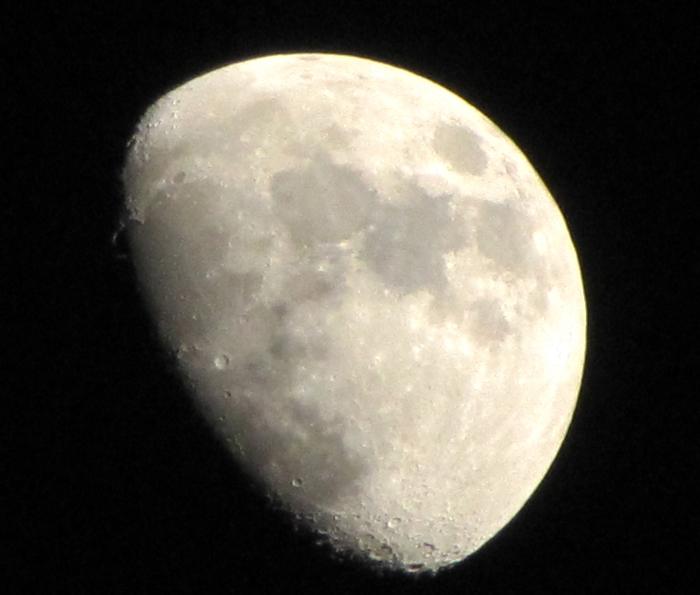 The Konza Moon