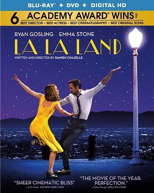 La La Land 2016 BRRip BluRay 720p