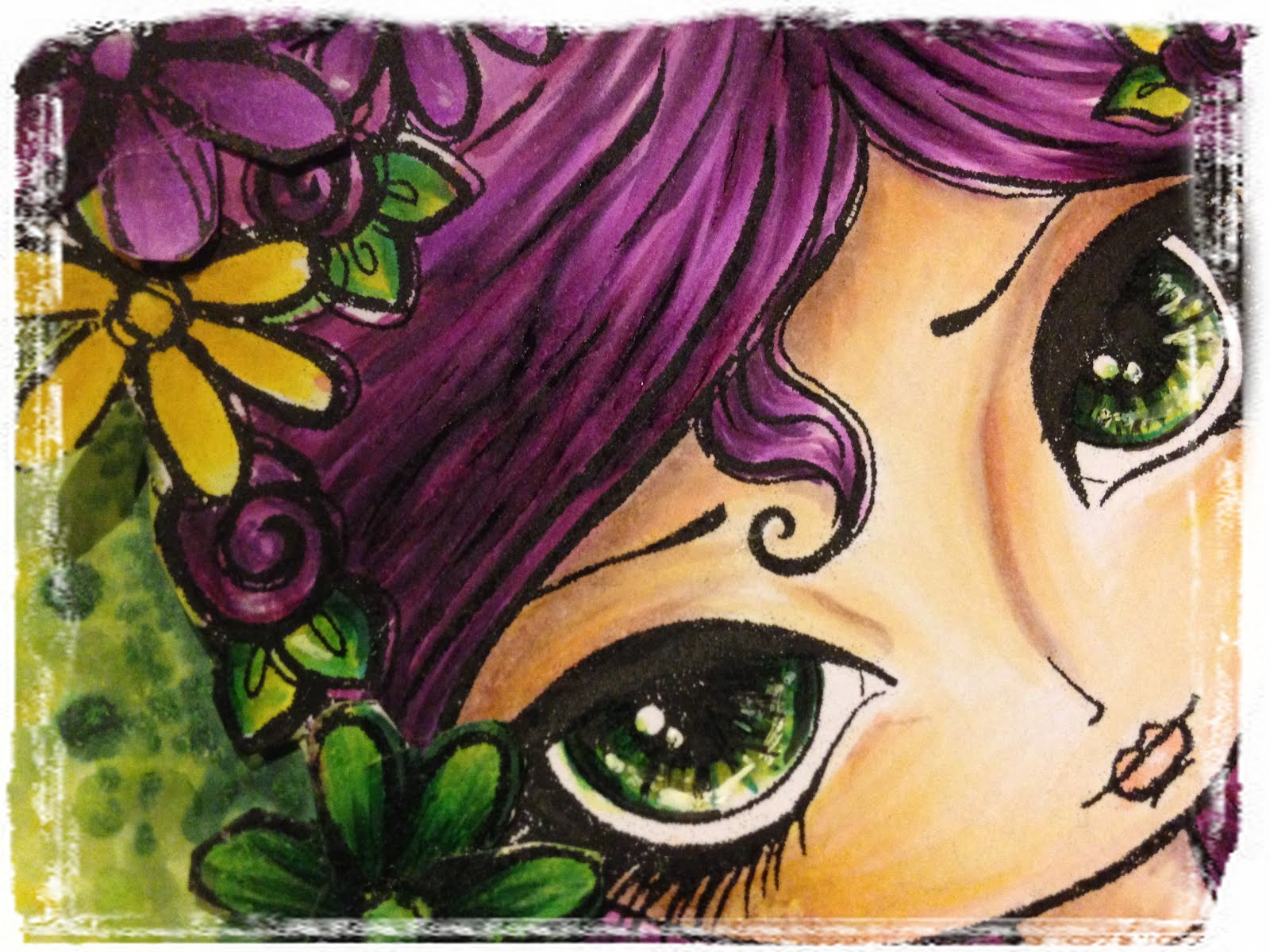 Colouring Guest-DT Copic Europa