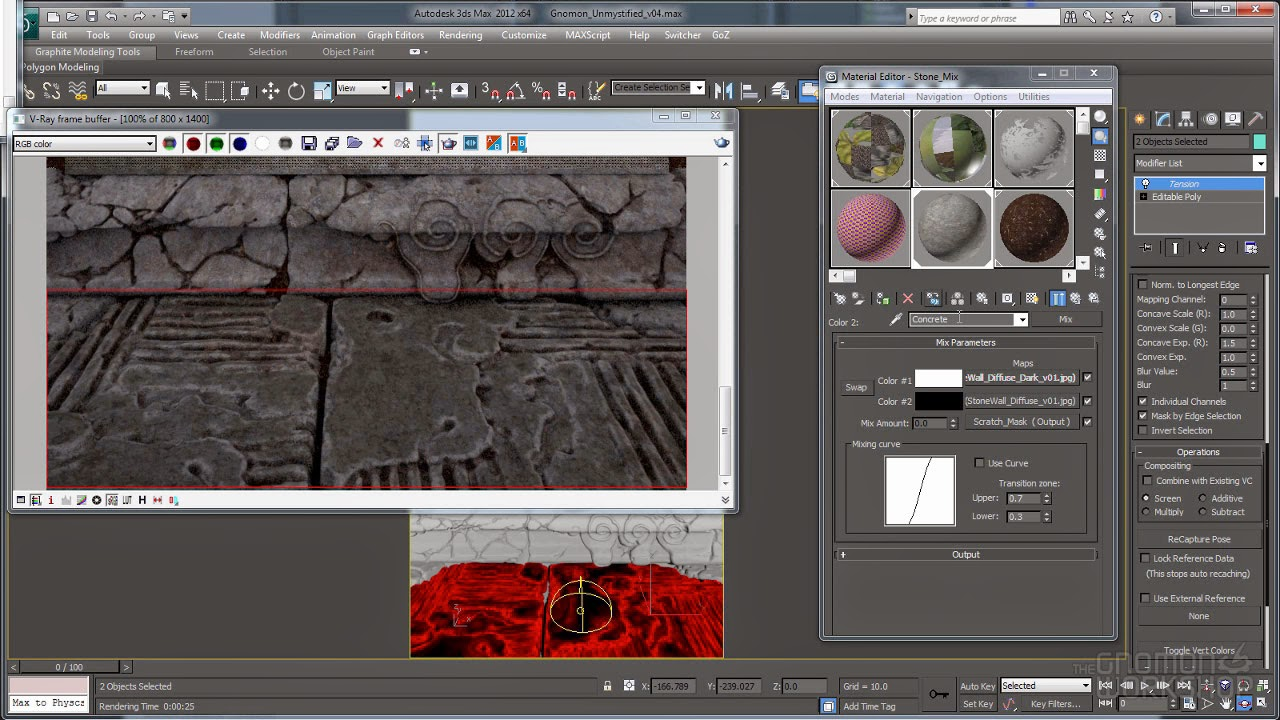 An Ivy Generator For 3ds Max Script Tutorials - childpast