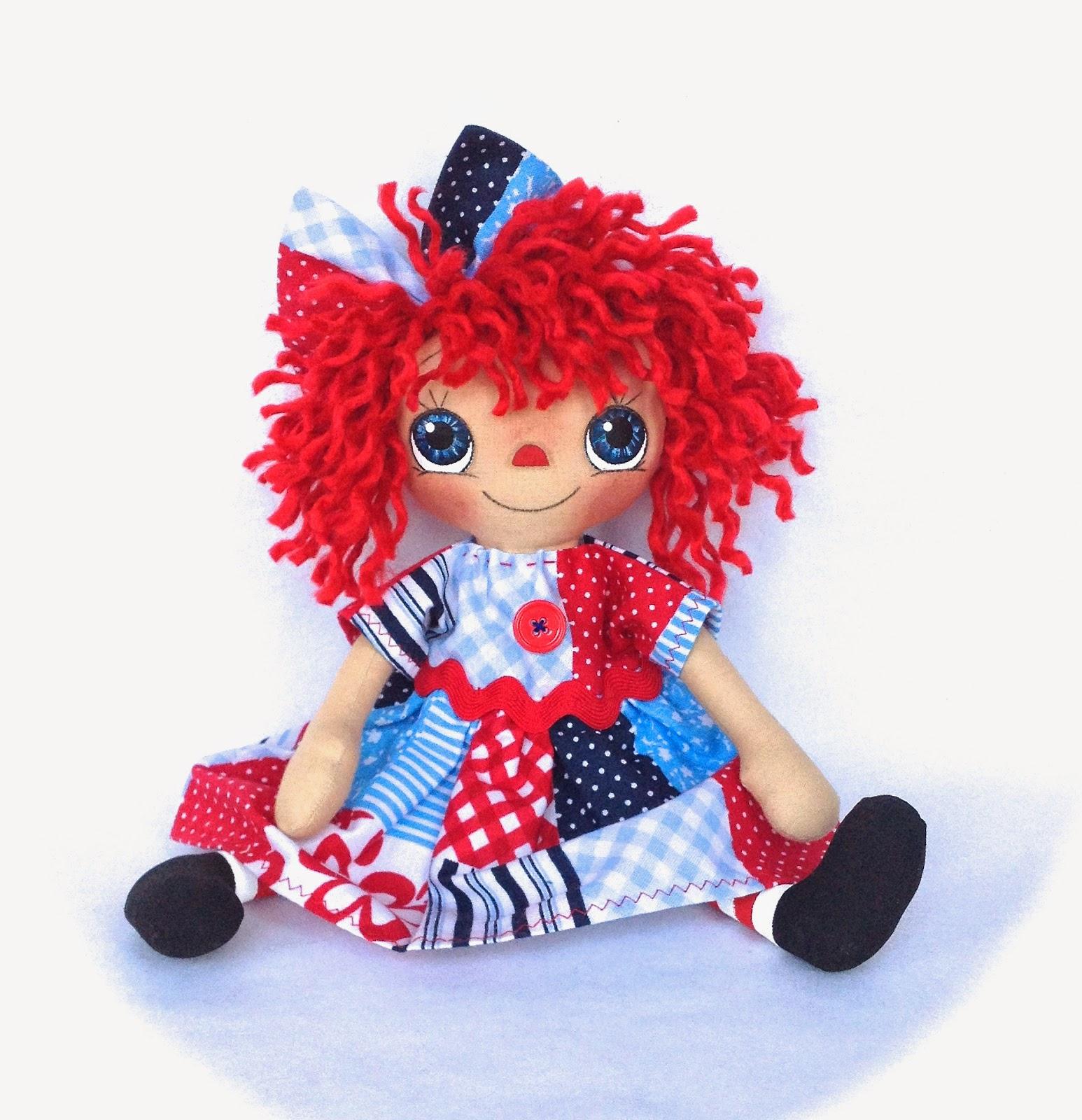 cotton candy dolls