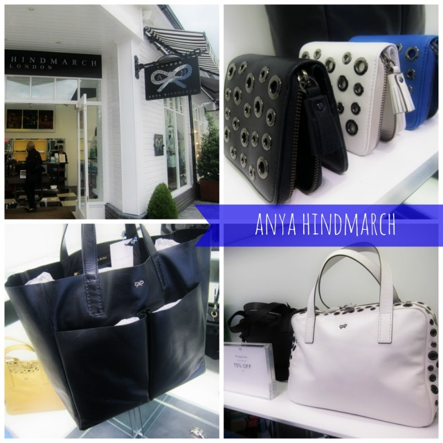 Anya Hindmarch at Kildare Village