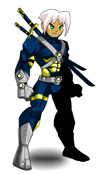 Male Version Of Hero Of Sponsor Armor