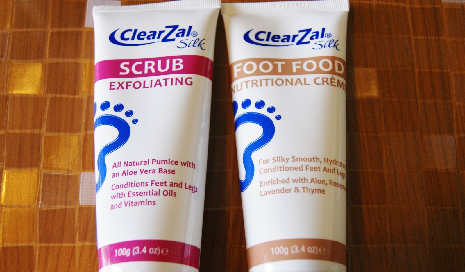 ClearZal Pedicure Products