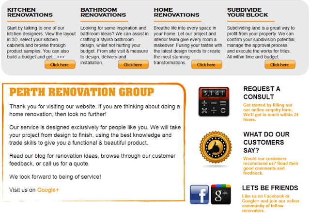 leading home renovation experts in Perth