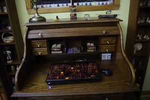 Schatje's Desk