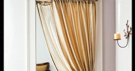 Knitting crochet obsession beautiful curtains for Spiffy spools