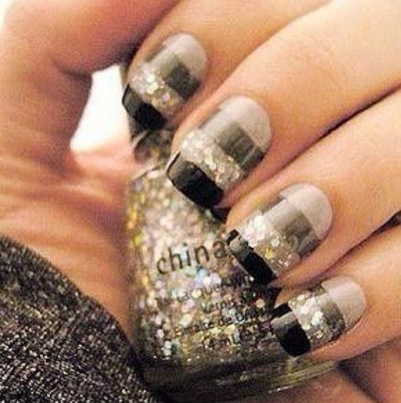 uñas decoradas ,diseños de uñas , decoracion de uñas , pintodo , gel, 2014