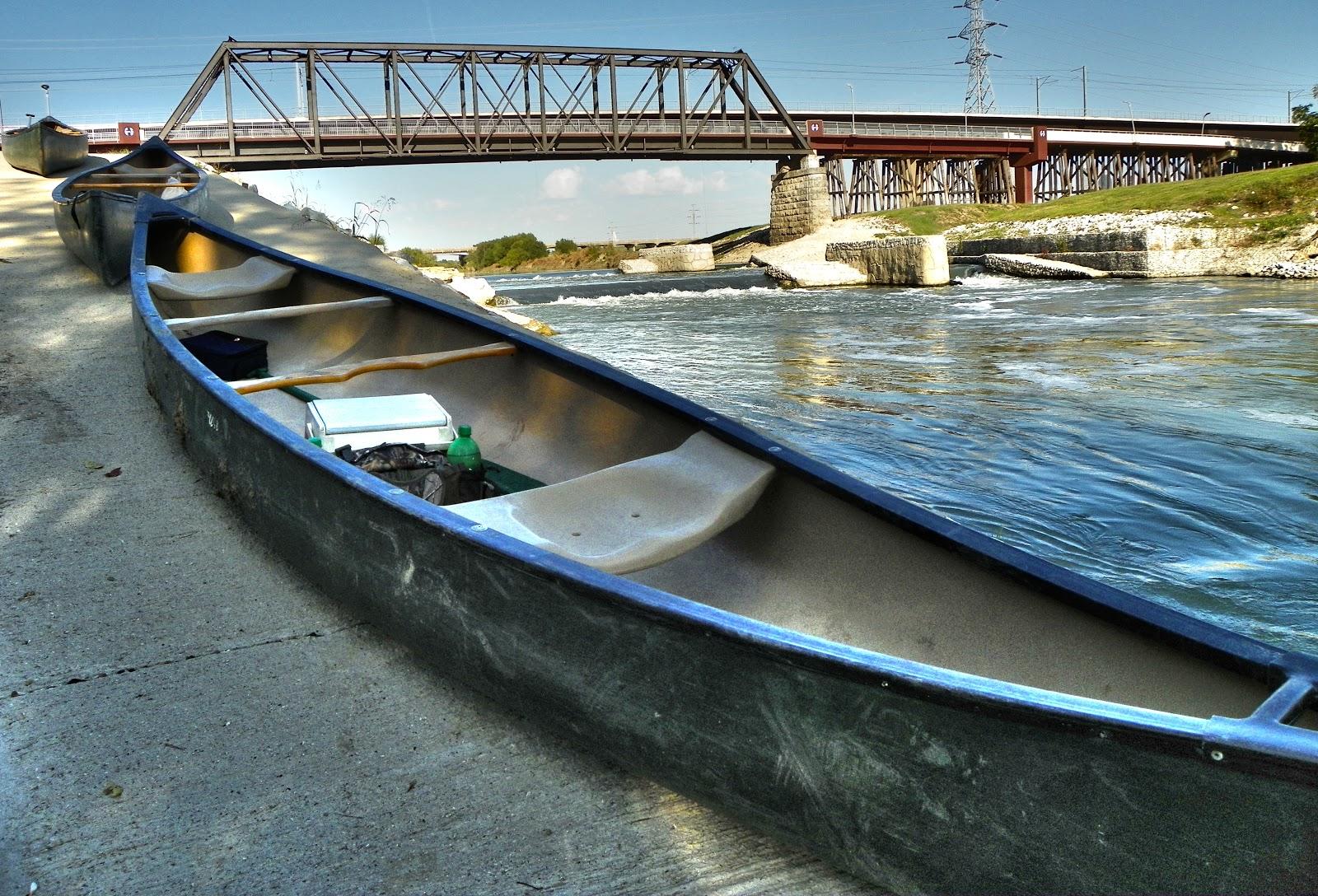 Dallas Trinity Trails Exploring The Trinity River By Canoe The