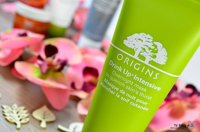 Top 5 Herbst Produkte - Origins Drink Up Intense Overnight Mask