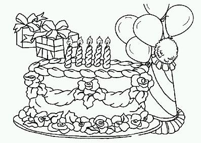 Banco de Imagenes y fotos gratis: Dibujos de Cumpleaños ...