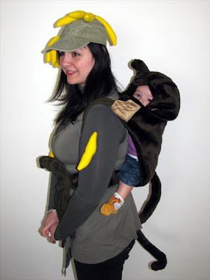 Πώς φτιάχνουμε αποκριάτικη στολή για μωρό!
