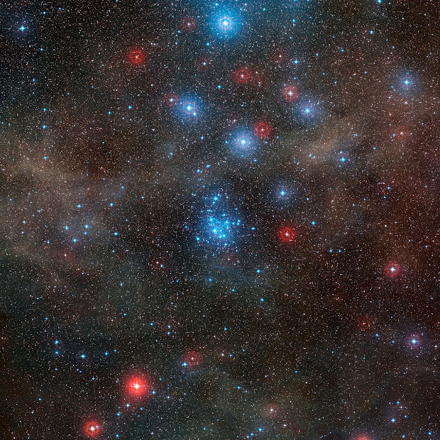 Open Star Cluster NGC 2547