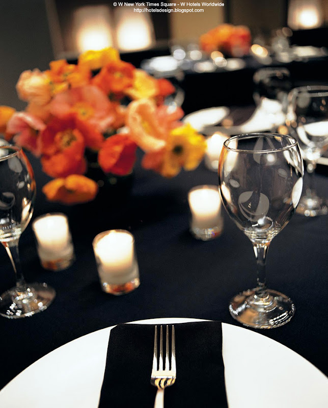 Living Room W Hotel Nyc: Les Plus Beaux HOTELS DESIGN Du Monde: Hôtel W NEW YORK
