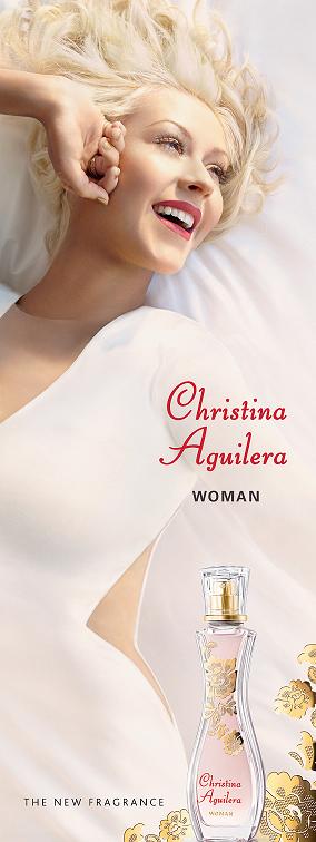 """Christinan uusi tuoksu """"Woman"""" !"""