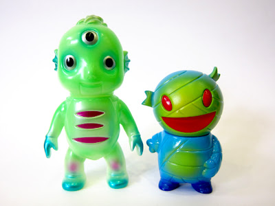 Super7 Skulletor Pocket Mummy Boy & Fantastic Phosphorescence Drunk Seijin by KaToPe.jpg