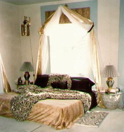 Egyptian Theme Bedroom Decorating Ideas