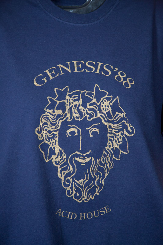 The history of acid house genesis 39 88 limited edition t for Acid house history