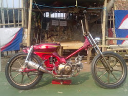 Jual Honda c70, Choppy Cub, th 1978, MURAH.!!