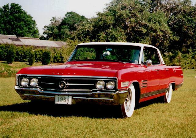 ビュイック・ワイルドキャット | Buick Wildcat (1963-70)