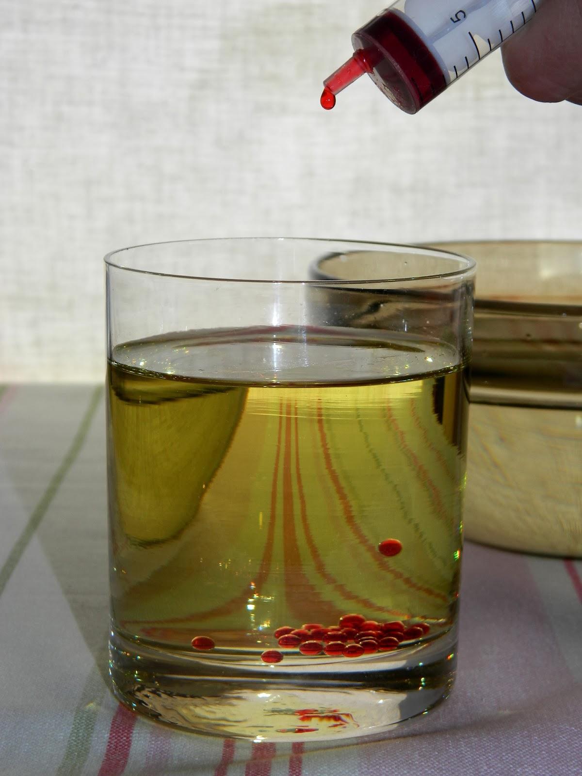 Owocowy Molekularny Kawior Limonkowy Blog Kulinarny