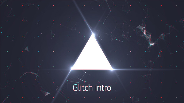 VideoHive Glitch Intro