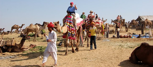 Pushkar Fair Tour
