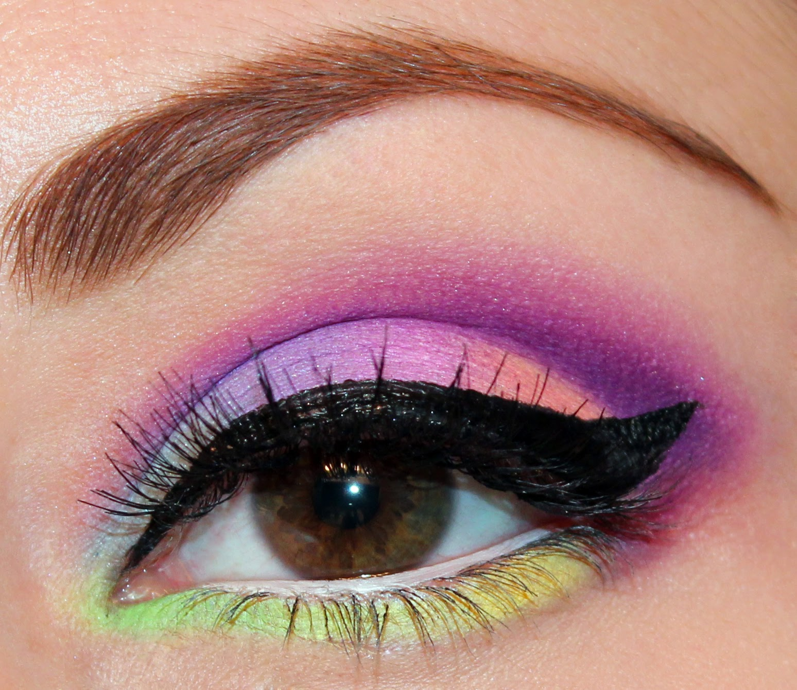 7 tips for mastering the art of pastel eye makeup