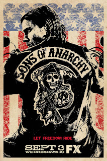 Sons of Anarchy Poster Download Sons of Anarchy 5ª Temporada AVI + RMVB Legendado