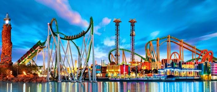 Orlando bateu recorde com 62 milhões de turistas em 2014