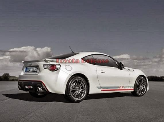 2015 Toyota GT86 Rally Release Date