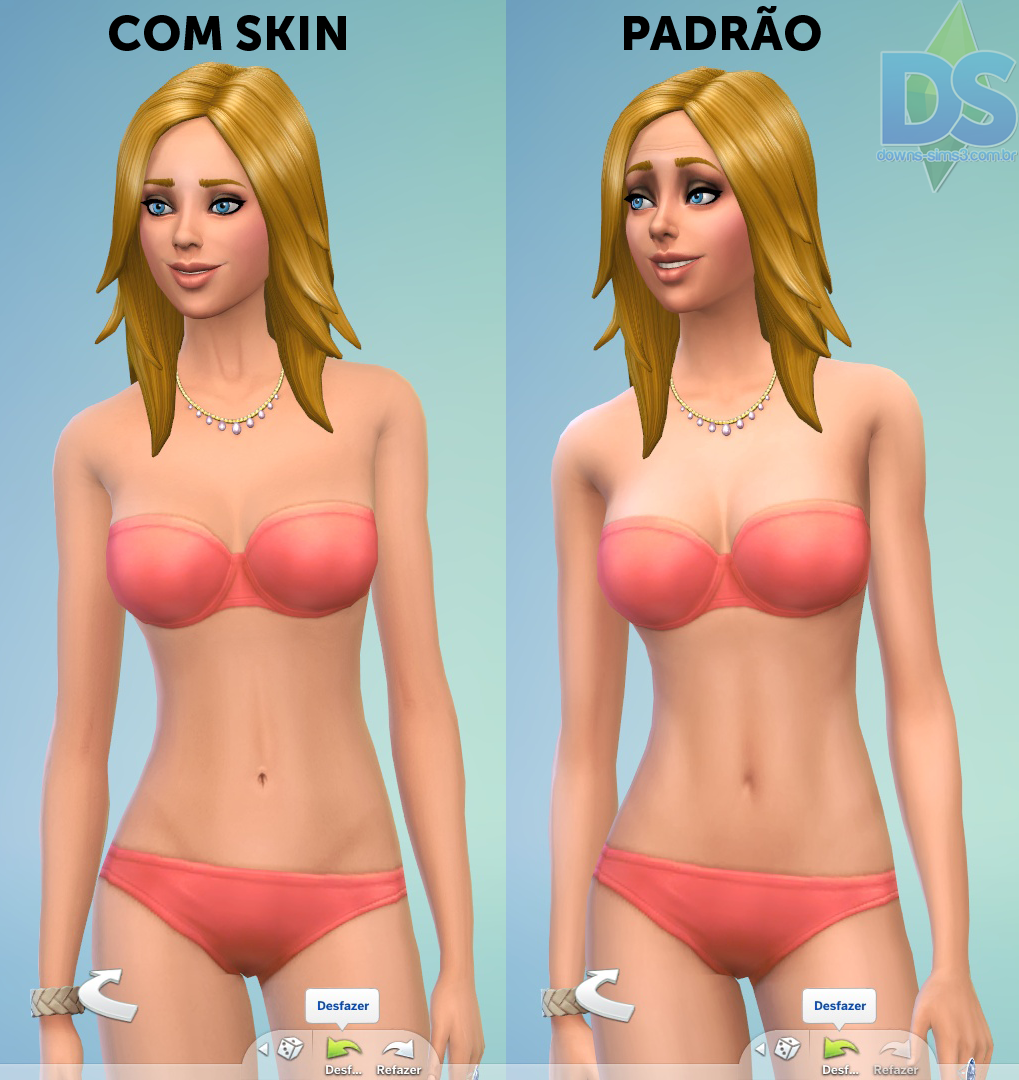Sims 3 naked skins adult clip