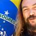 MAX CAVALERA DEMONSTRA APOIO ÀS MANIFESTAÇÕES NO BRASIL